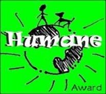 Humane Blogger Award