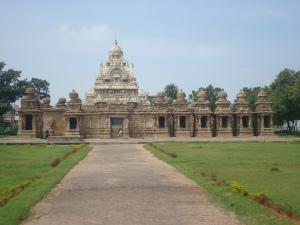 Stunning, Ancient, Beautiful Kailasanadhar Temple @ Kanchipuram